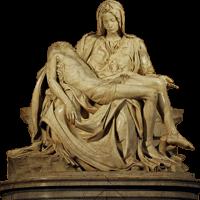 Maria Sculpture