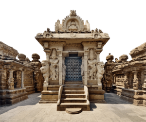 Indian Temples – Artistic Solutions and Features