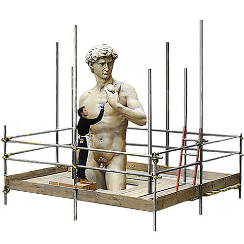 Restoration and Conservation of Art Objects