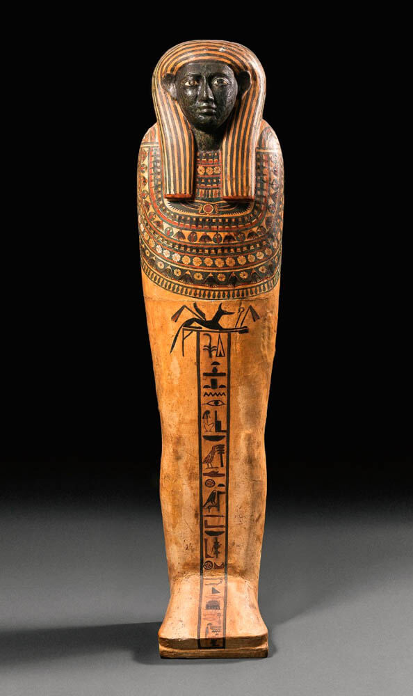 Ancient egyptian sculpture artistic traditions